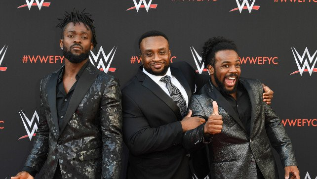 Xavier Woods And Kofi Kingston Throw Out Pancakes Before ...