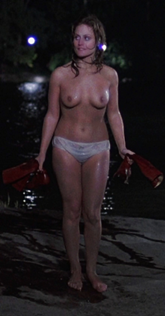 Celebrity Nude Century: Beverly D'Angelo (