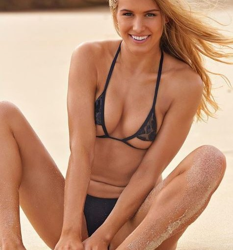 Eugenie Bouchard Takes Social Distancing to New Level, Relocates ...