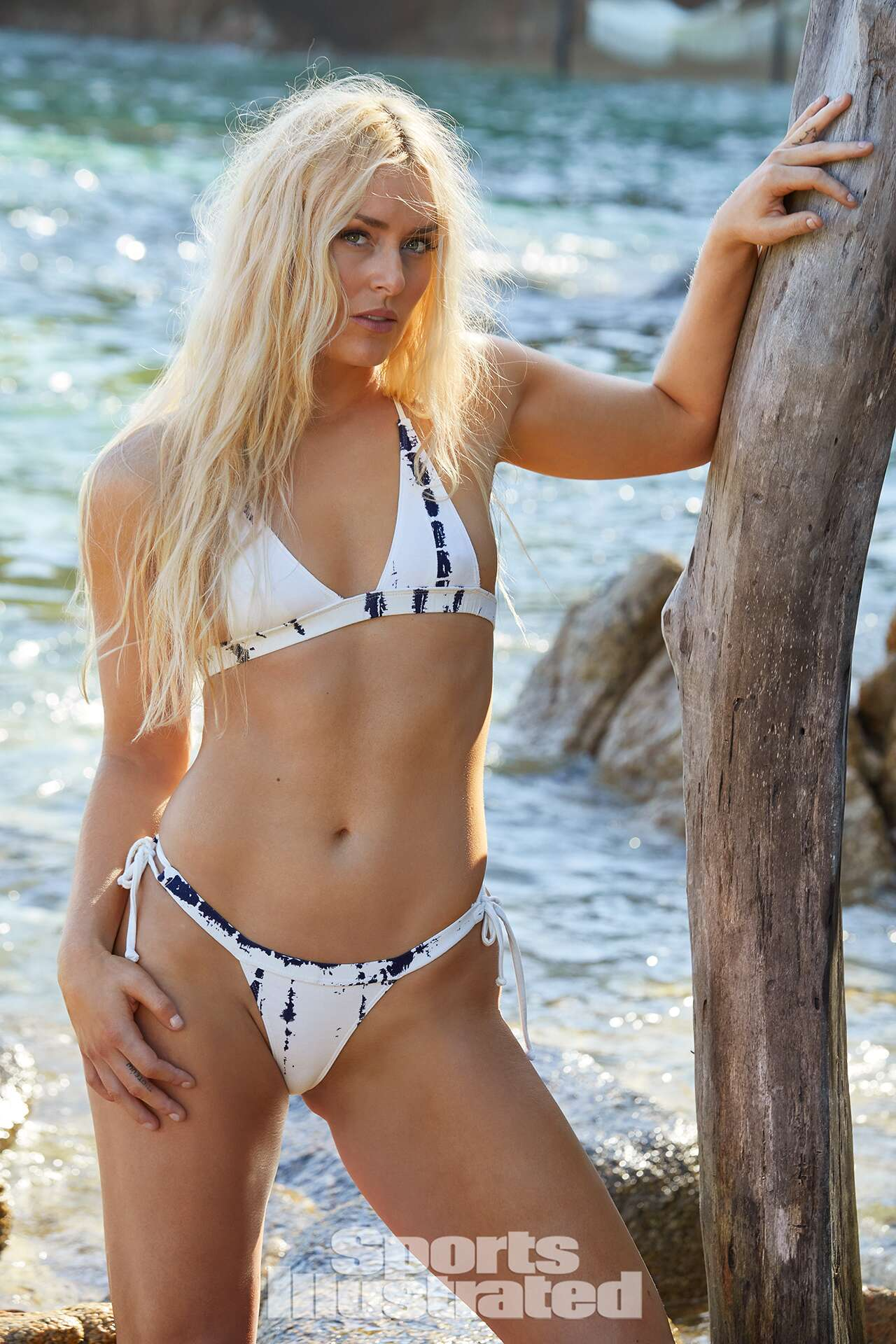 Lindsey Vonn Photos in Sports Illustrated Swimsuit 2019 | SI.com