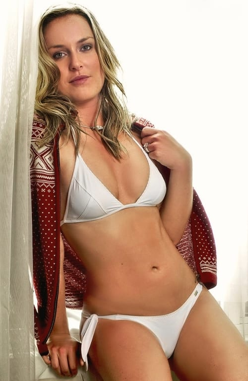 Lindsey Vonn Bikini Photo - The Hollywood Gossip