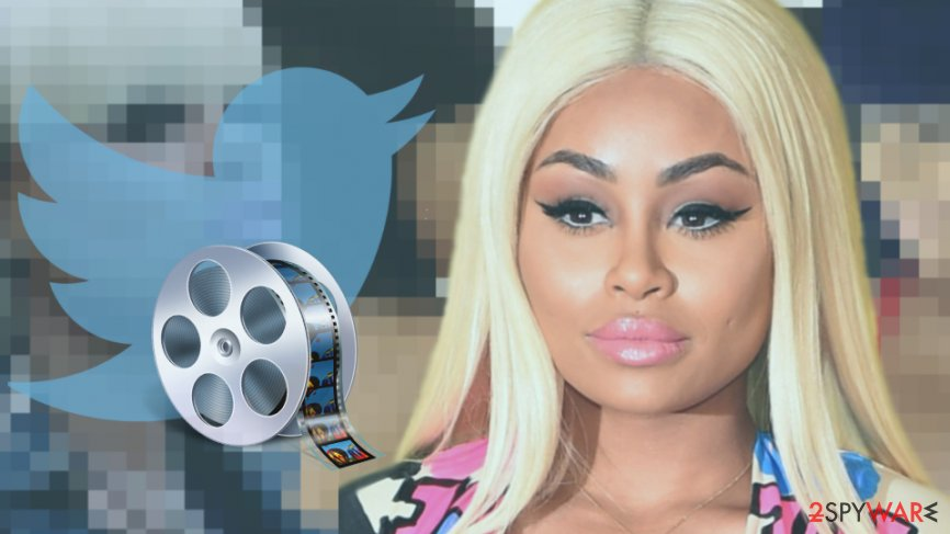 The Fappening 2018 continues: Blac Chyna sex tape was leaked