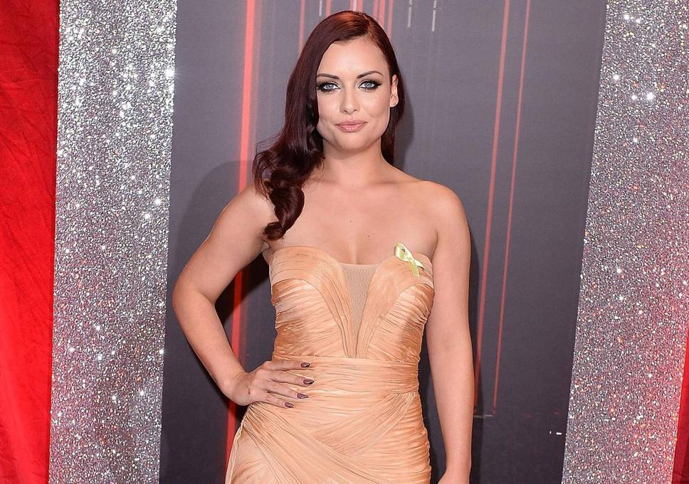The Fappening (2018): Shona McGarty's Nude Photos Leaked