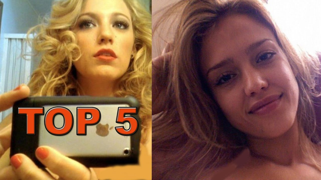 Top 5 Leaked Celebrity Photos