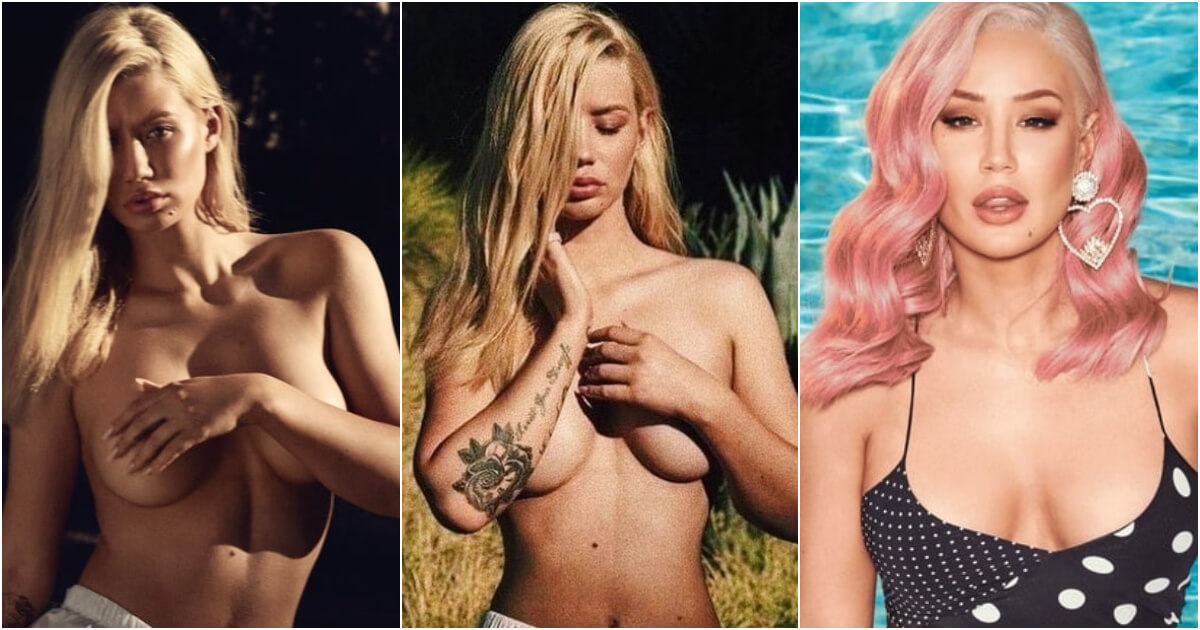 49 Hottest Iggy Azalea Big Boobs Pictures Uncover Her ...