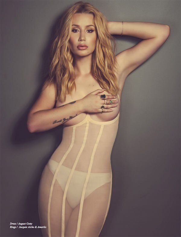 Iggy Azalea NUDE Pics - Full Collection (UPDATED 2019!)