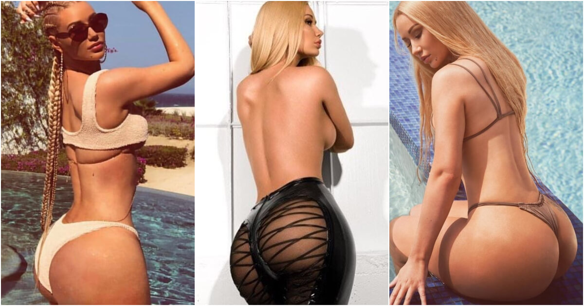 49 Hottest Iggy Azalea Big Butt Pictures Would Make You Want ...