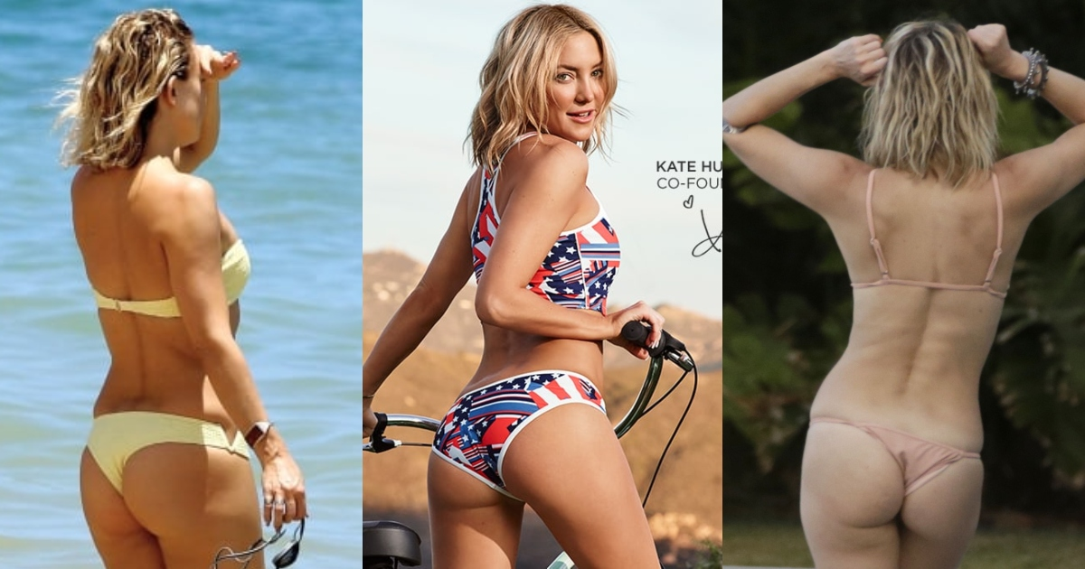 61 Sexy Kate Hudson Booty Pictures Which Will Make You ...