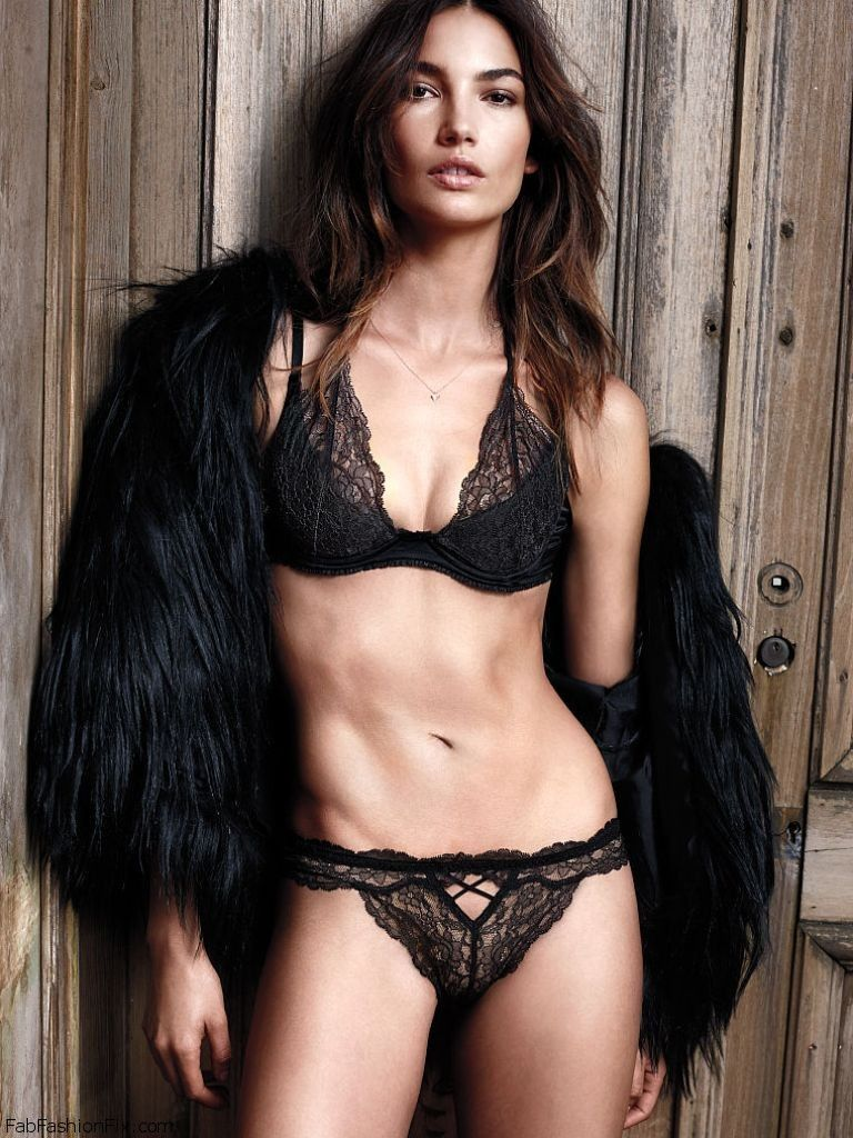 lily aldridge nude | Fab Fashion Fix