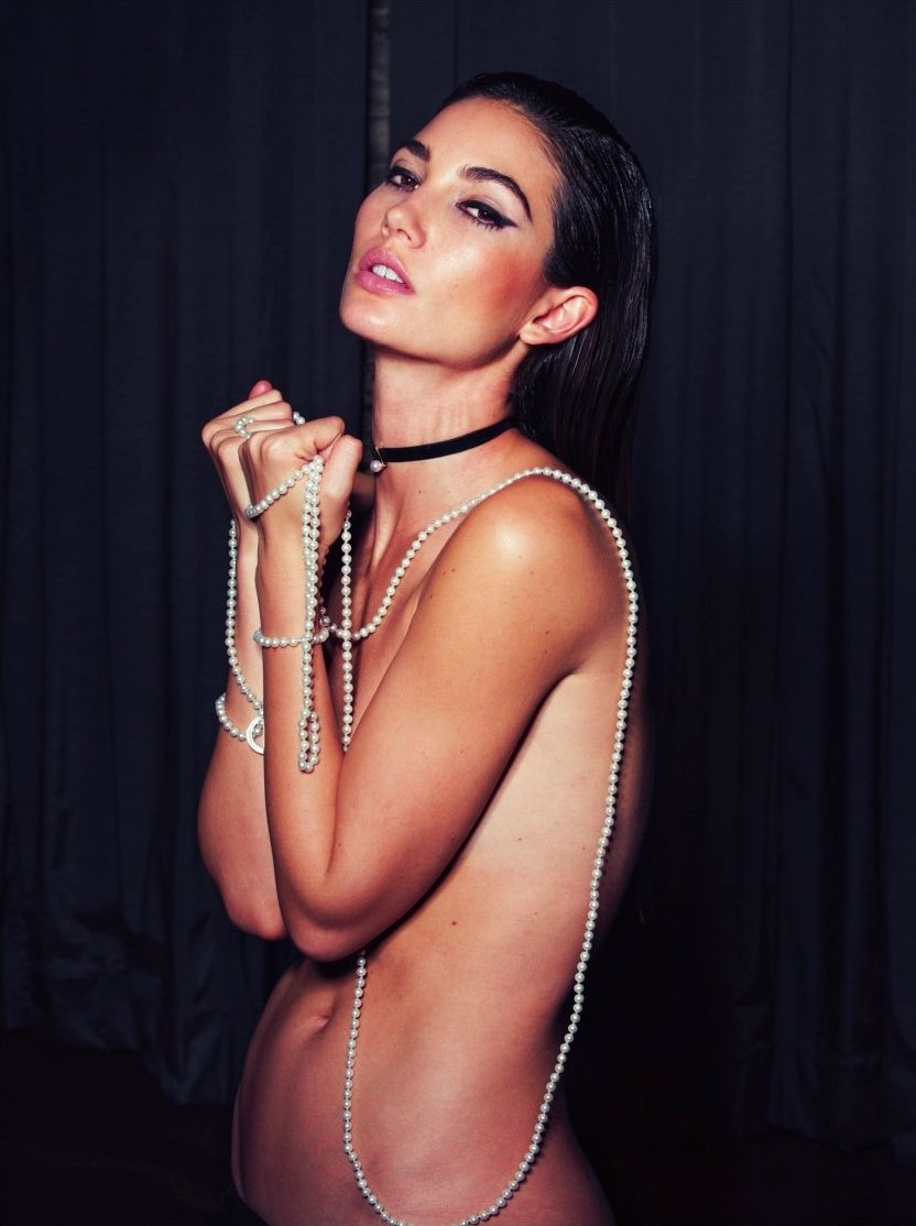 Lily Aldridge Nude Photos and Videos | #TheFappening