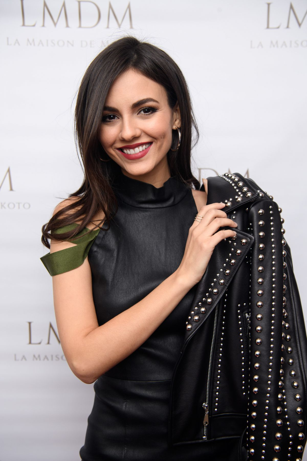 VICTORIA JUSTICE at LMDM Grand Opening Party in New York 03 ...