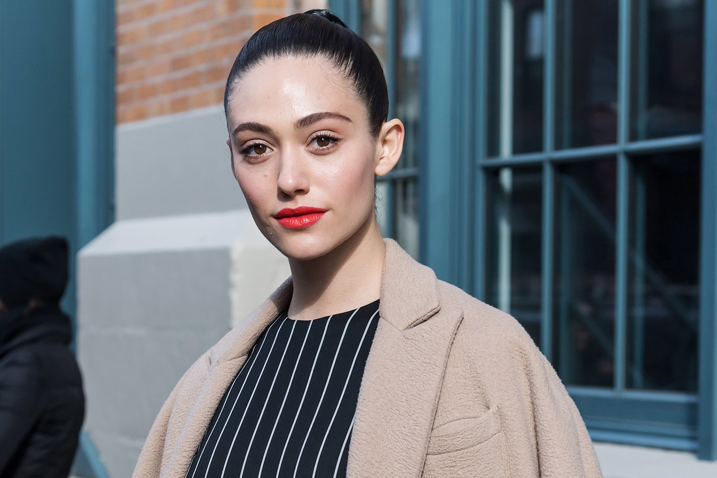 Emmy Rossum's Worst Audition Memory Involves a Sexist ...