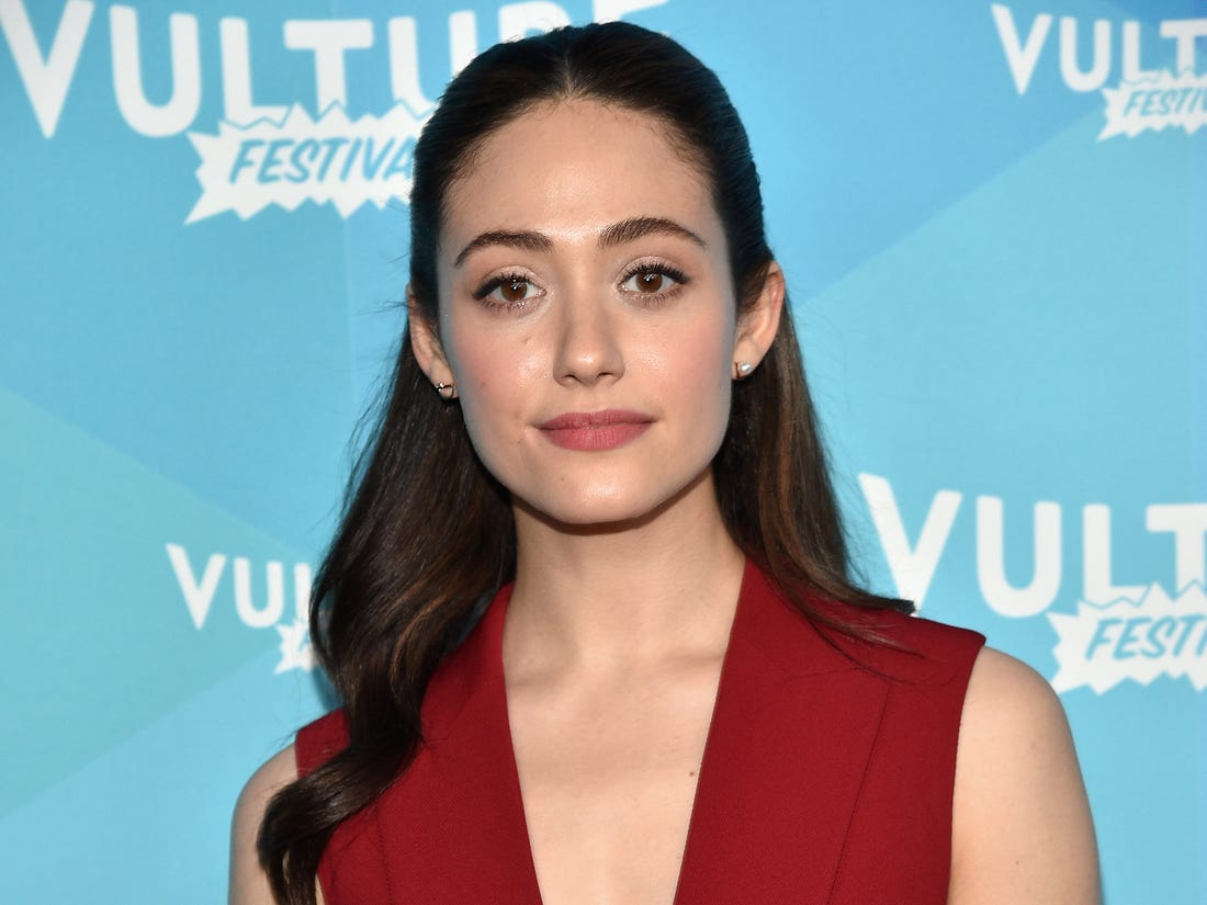 Emmy Rossum's bikini audition - Business Insider
