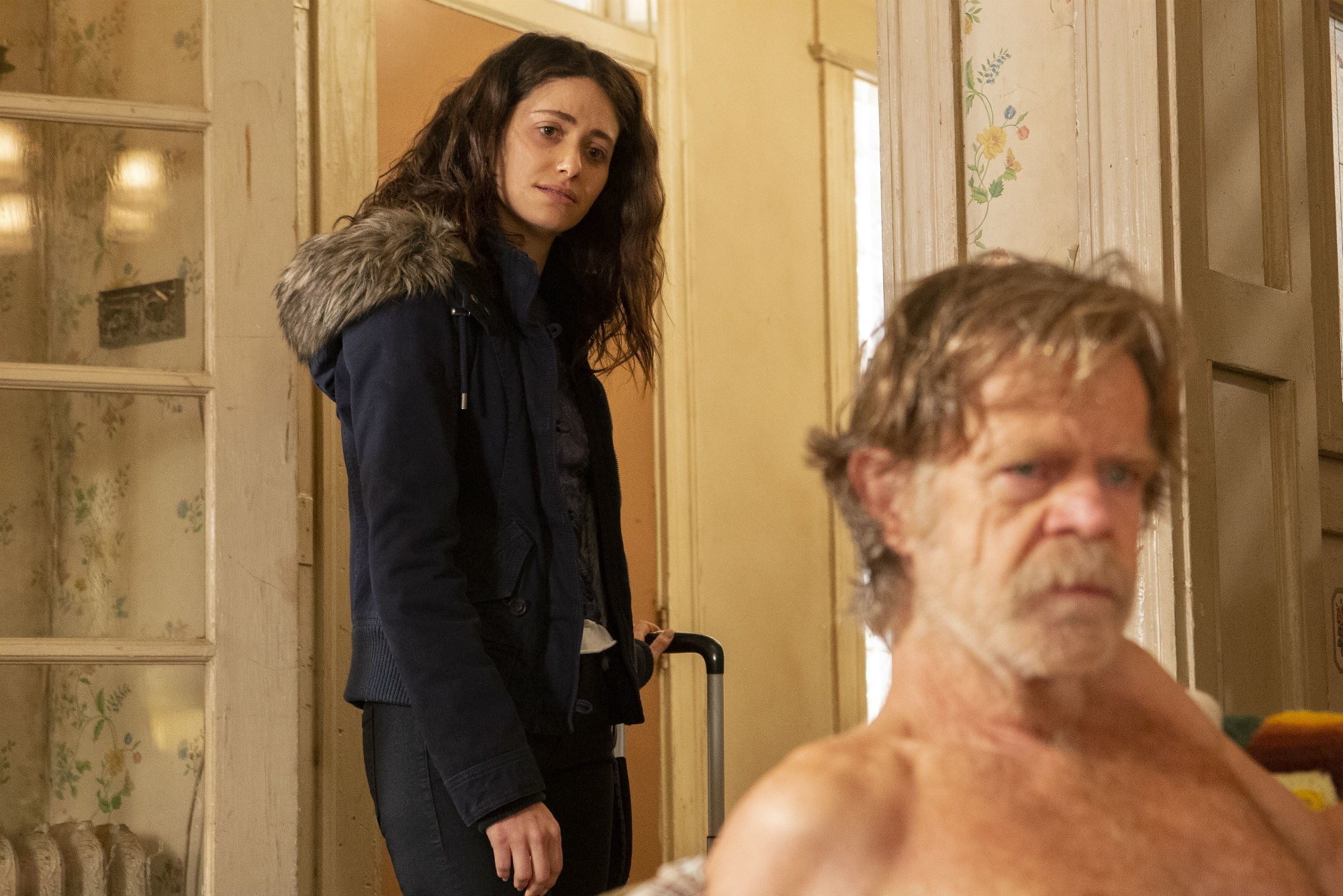 Shameless Gave Emmy Rossum's Fiona an Emotional Send-Off ...