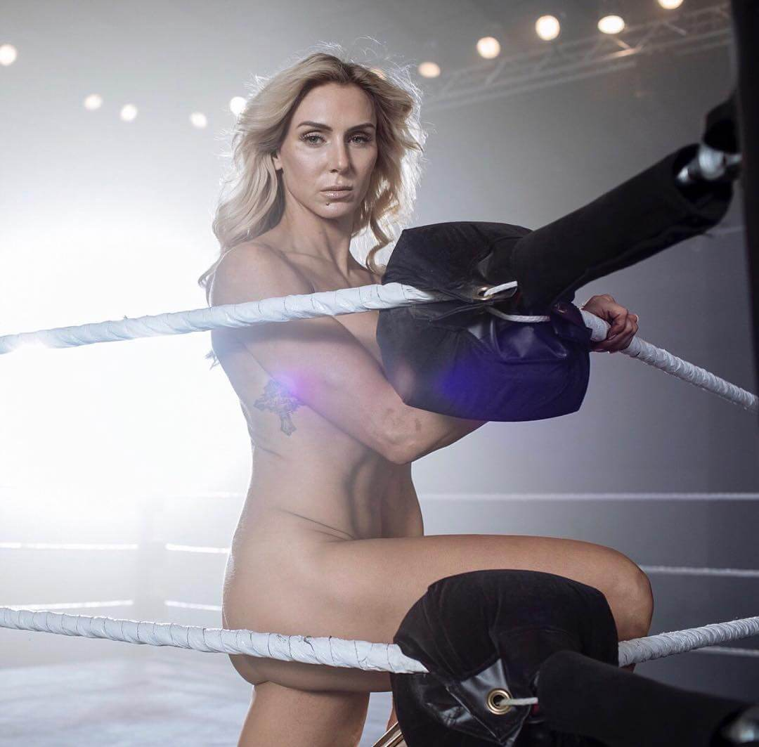 61 Sexy Charlotte Flair WWE Boobs Pictures That Will Make ...