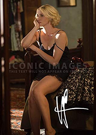 Amazon.com: Large Bates Motel Tv Print Sexy Norma Bates Vera ...
