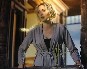 Details about HOT SEXY BLONDE VERA FARMIGA SIGNED NORMA BATES MOTEL 8X10  PHOTO W/PROOF W/COA