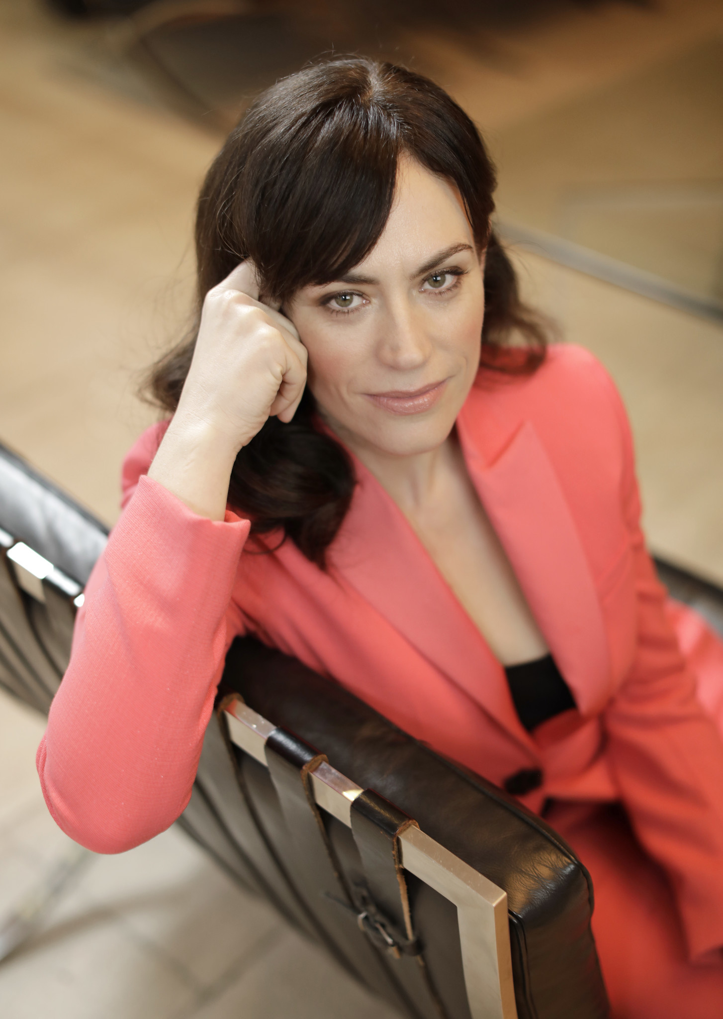 Lawyers, kink and money: Maggie Siff finds her richest role ...