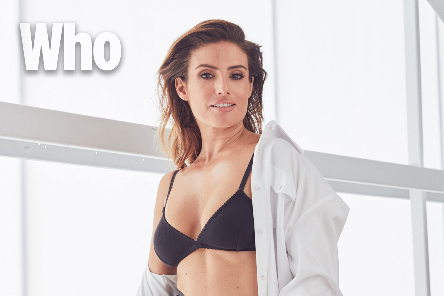 Ada Nicodemou on motherhood and loving Adam Rigby | WHO Magazine