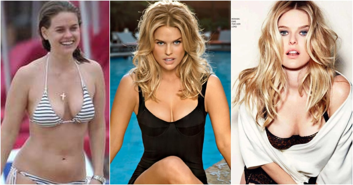 49 Hottest Alice Eve Bikini Pictures Are Really A Sexy Slice ...