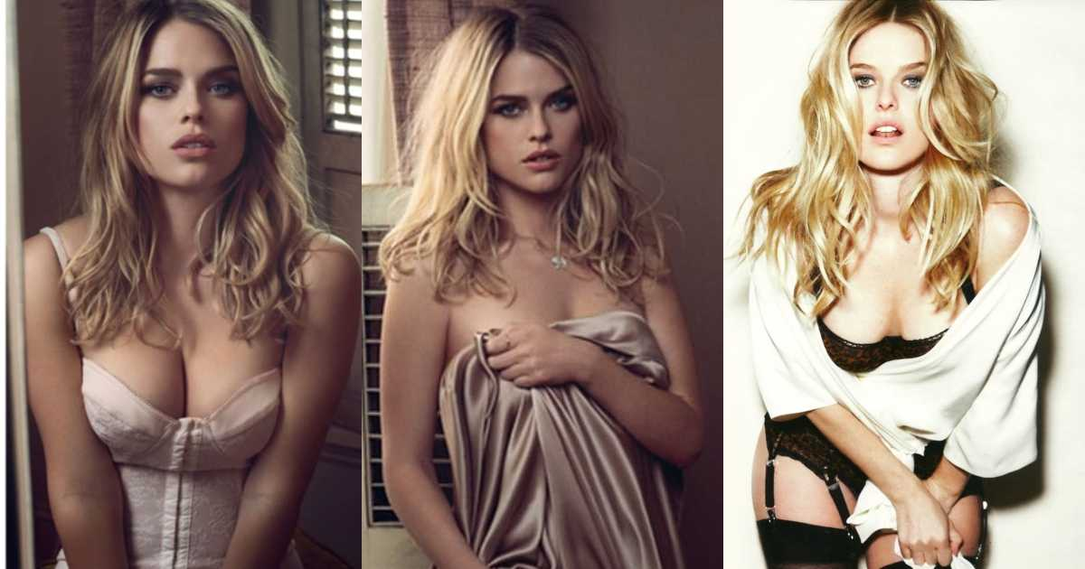61 Alice Eve Sexy Pictures That Make Certain To Make You Her ...