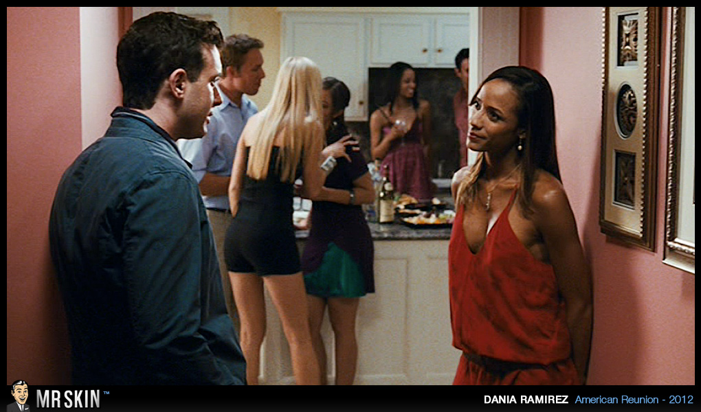 Naked Dania Ramirez in American Reunion < ANCENSORED