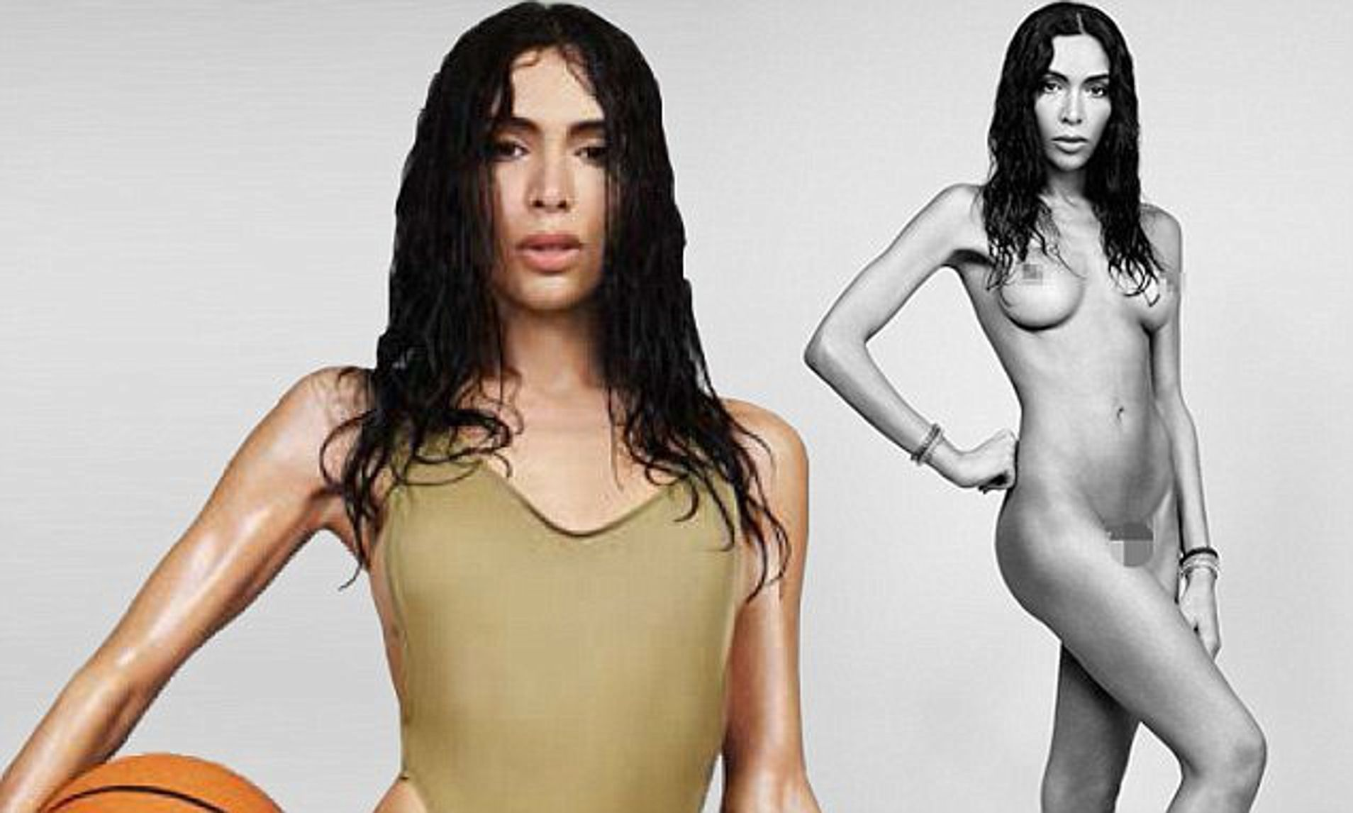 Transgender supermodel Ines-Loan Rau bares all in sizzling ...
