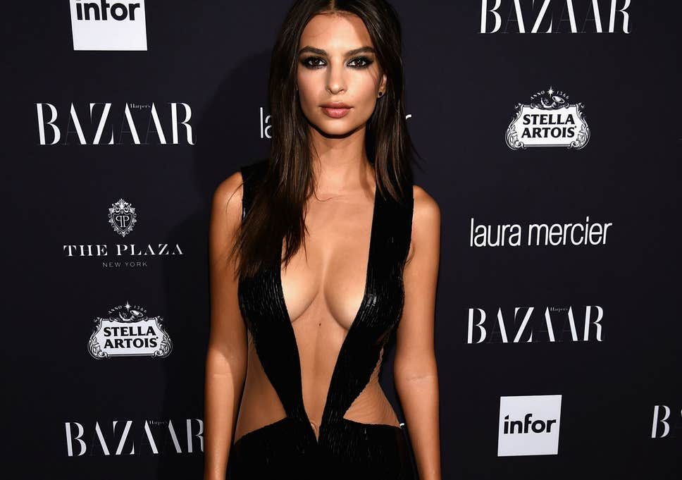 Emily Ratajkowski accuses Project Runway host who branded ...