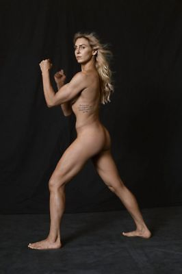CHARLOTTE FLAIR 4x6 8x10 Nude ESPN Body Issue Photo (Select Size) WWE #072  | eBay
