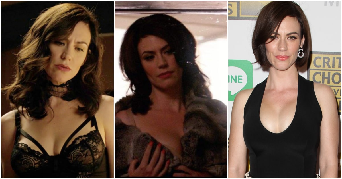 49 Hot Pictures Of Maggie Siff Are Heaven On Earth