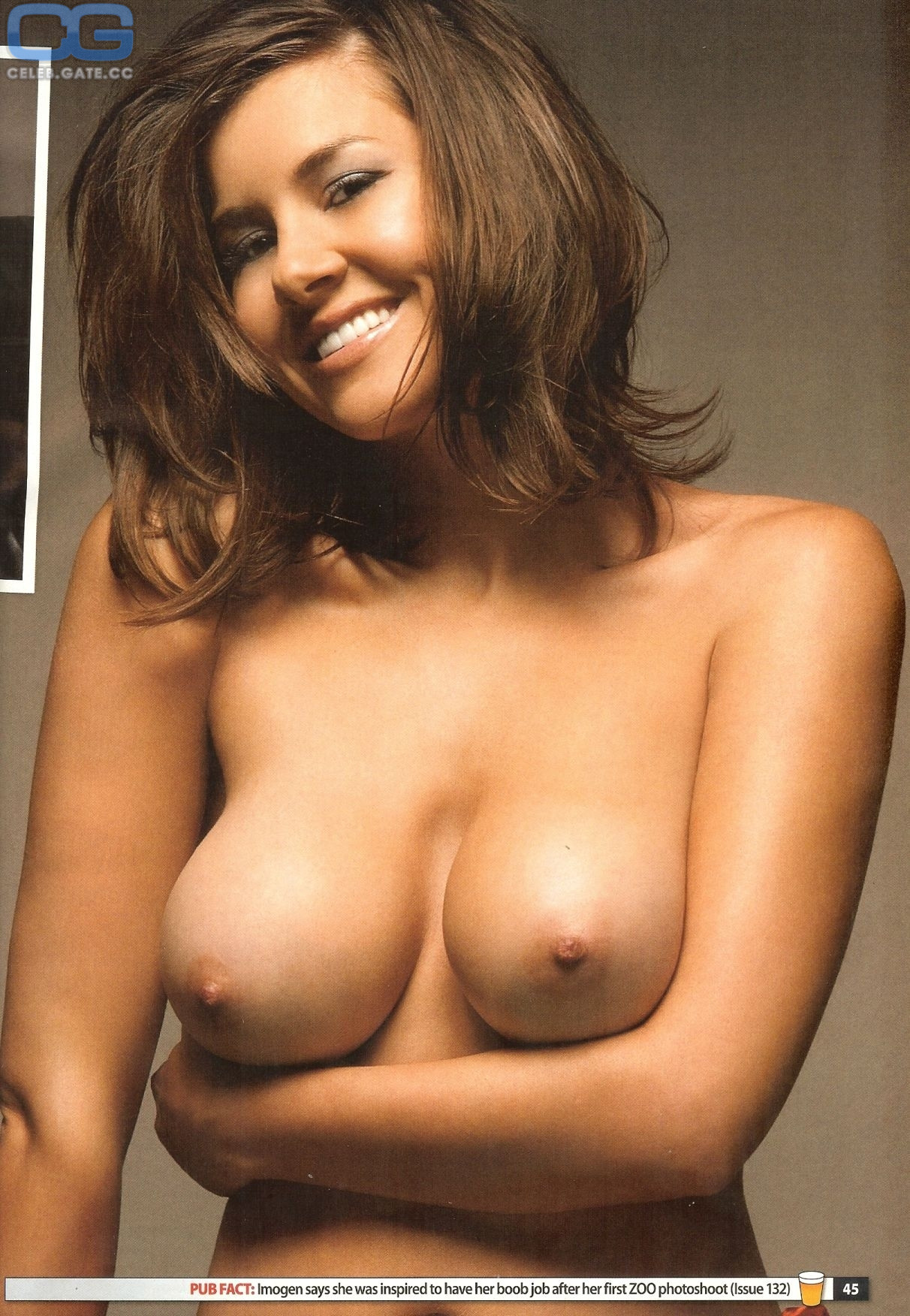Imogen Thomas nude, pictures, photos, Playboy, naked ...