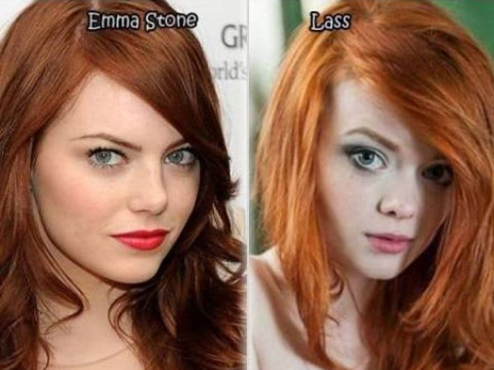 10 Famous Hollywood Celebrities Look Alike Porn Star ...