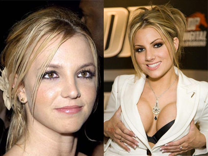 🥇Top 20 Pornstar/Celebrity Lookalikes! - PORN.COM