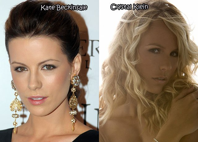 49 Celebrities And Their Pornstar Doppelgangers | #TheFappening