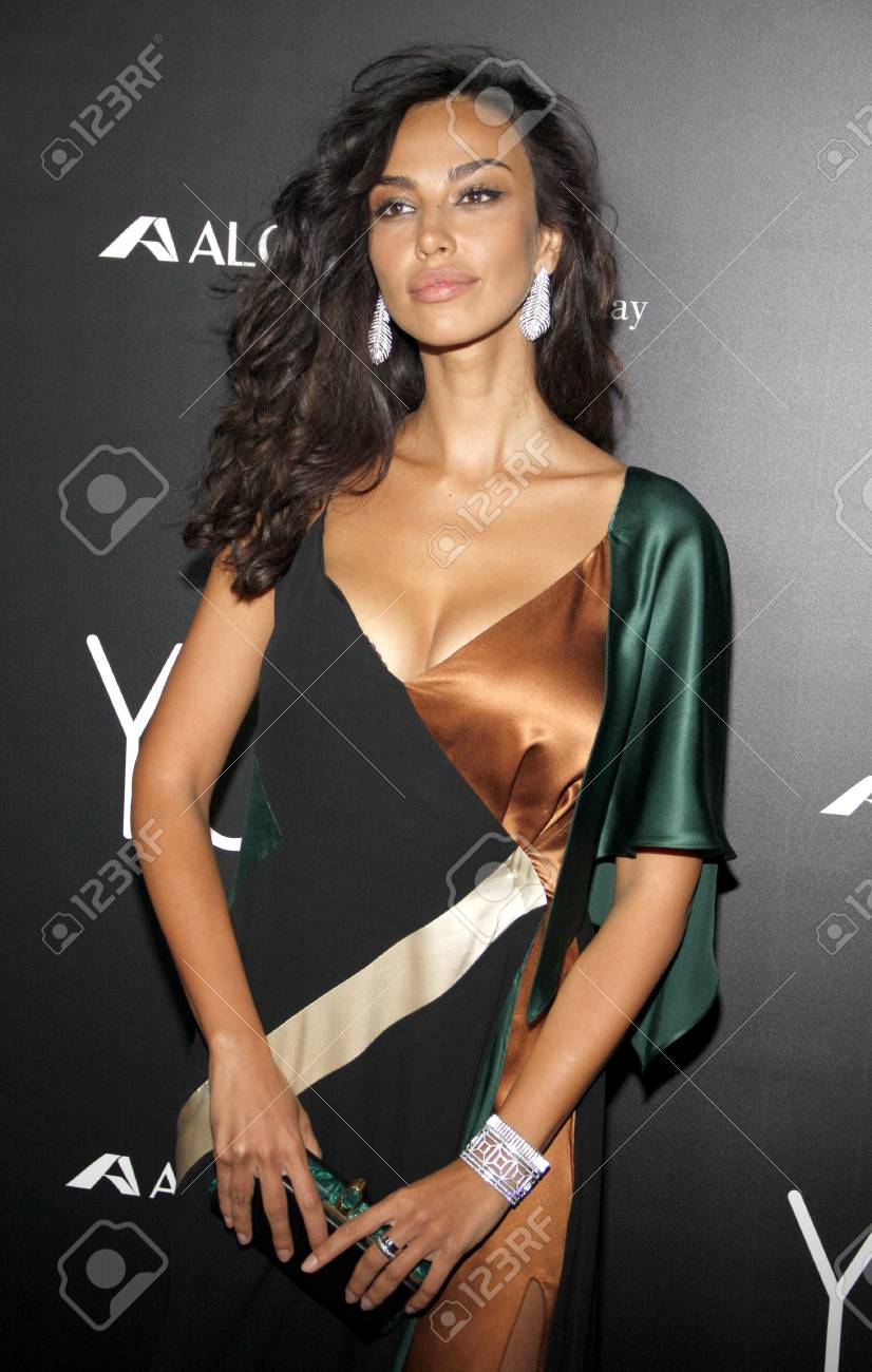 Madalina Diana Ghenea at the Los Angeles premiere of 'Youth'..
