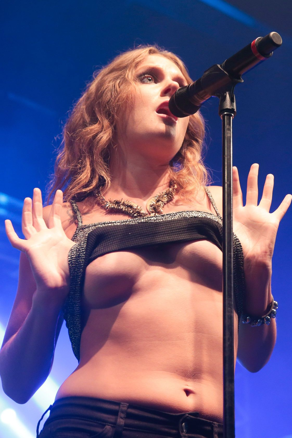 Tove Lo boobs | The Fappening. 2014-2019 celebrity photo leaks!