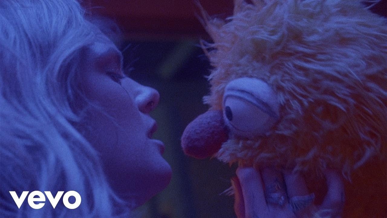 Watch: Tove Lo gets sexy with a puppet in 'Disco Tits' music ...