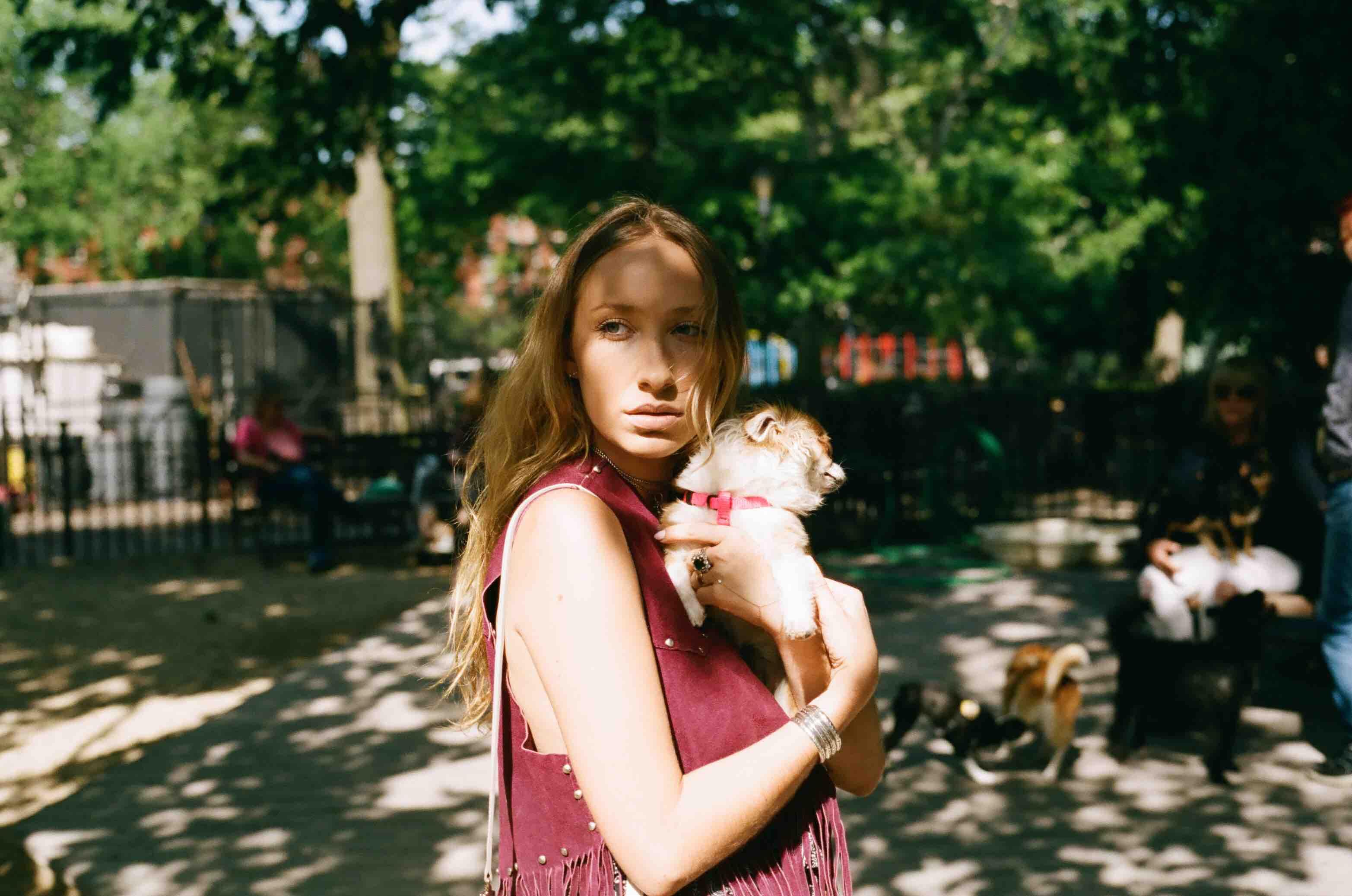 Nackt Gaïa Matisse  Rich Kids