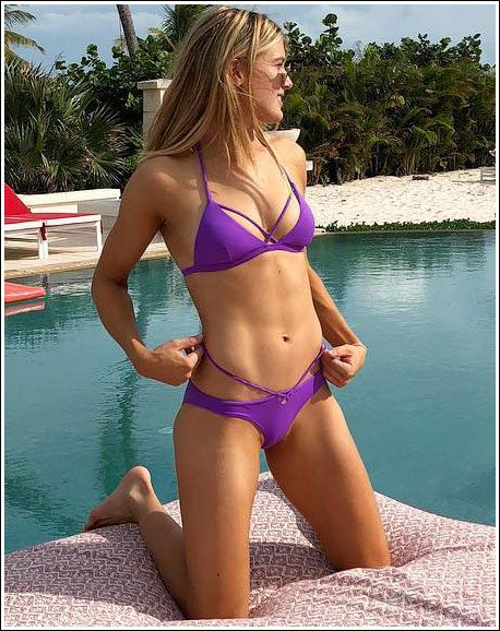Pin on Eugenie Bouchard