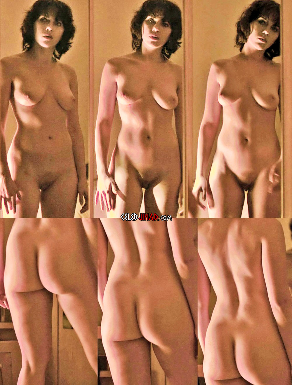 Scarlett Johansson Nude Scenes Color-Corrected And Enhanced Final Edit