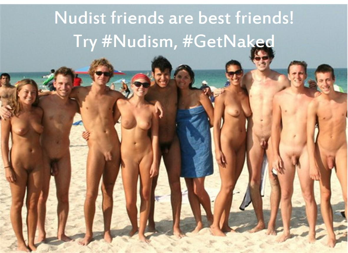 Of friends photos nude Best Naked