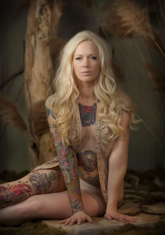 ☆Leah Jung☆ www.tattoodlifestyle.com www.tattoodshop.com | Leah ...