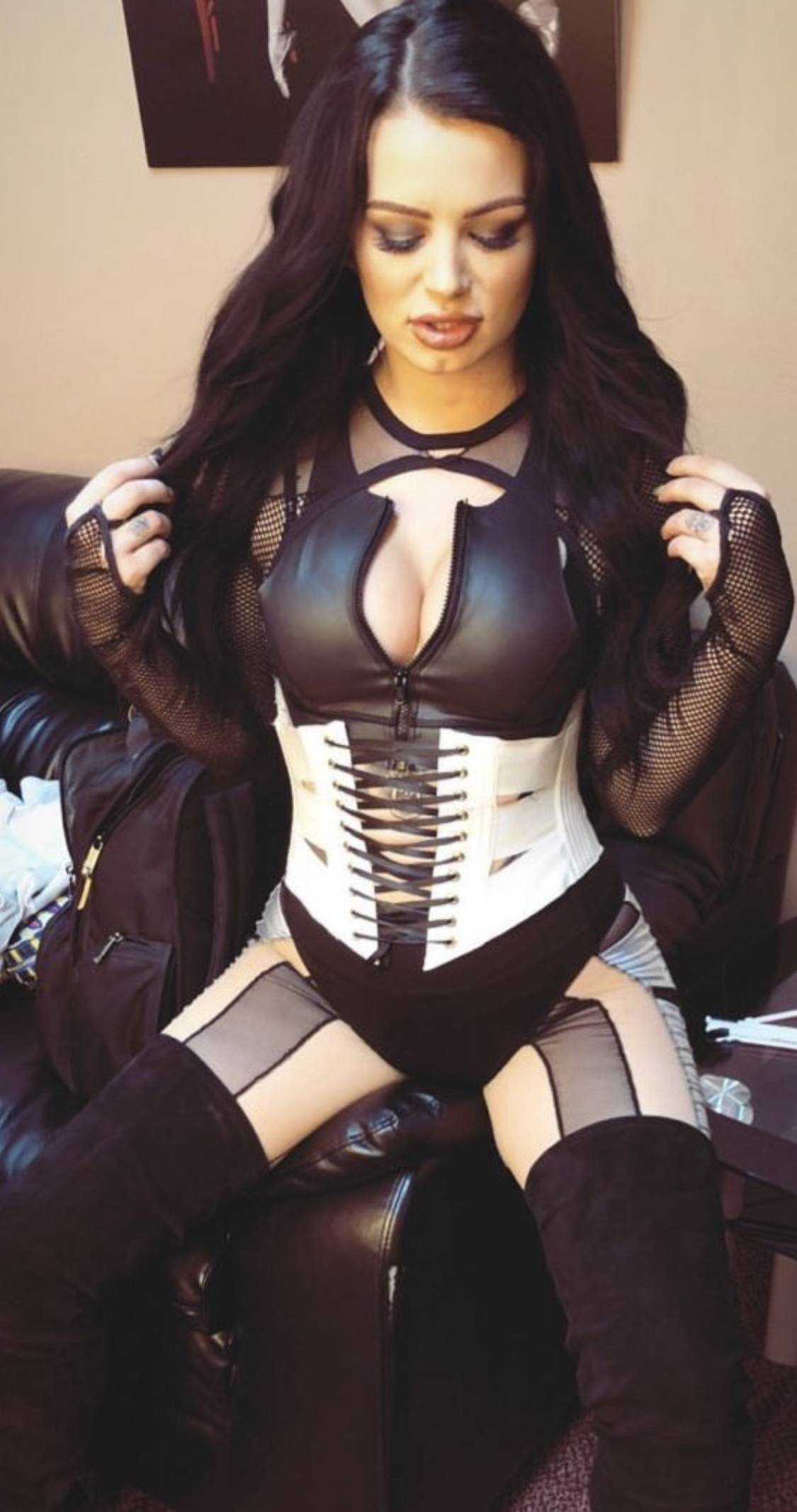 Paige Wwe Sexy (31+)