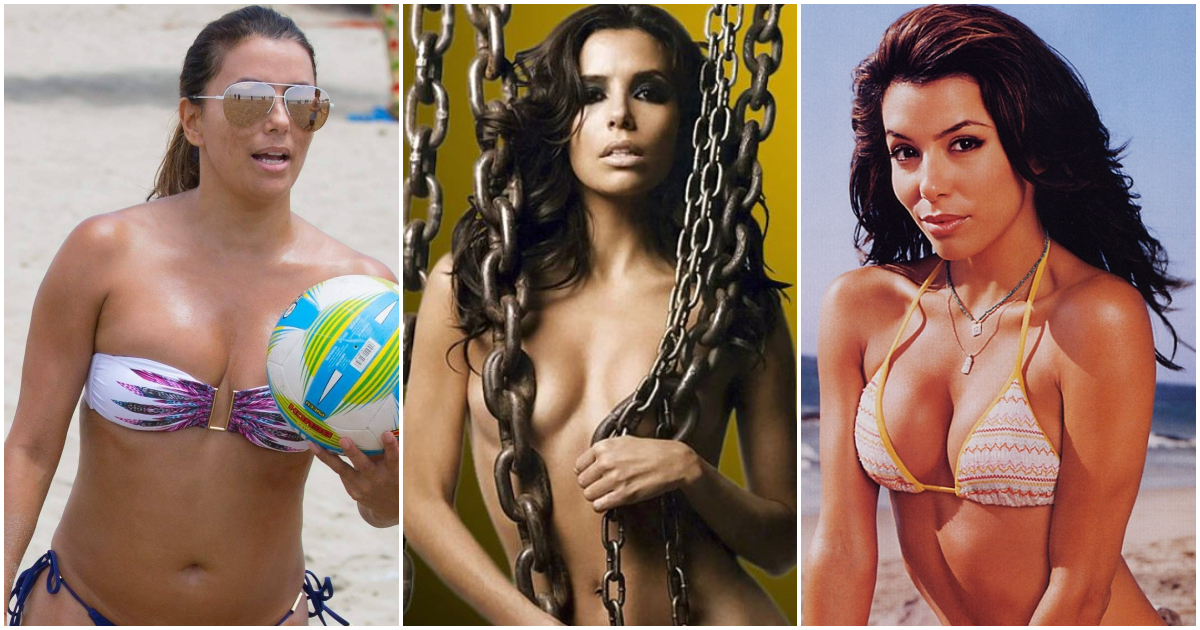 41 Nude Pictures Of Eva Longoria Exhibit Her As A Skilled ...
