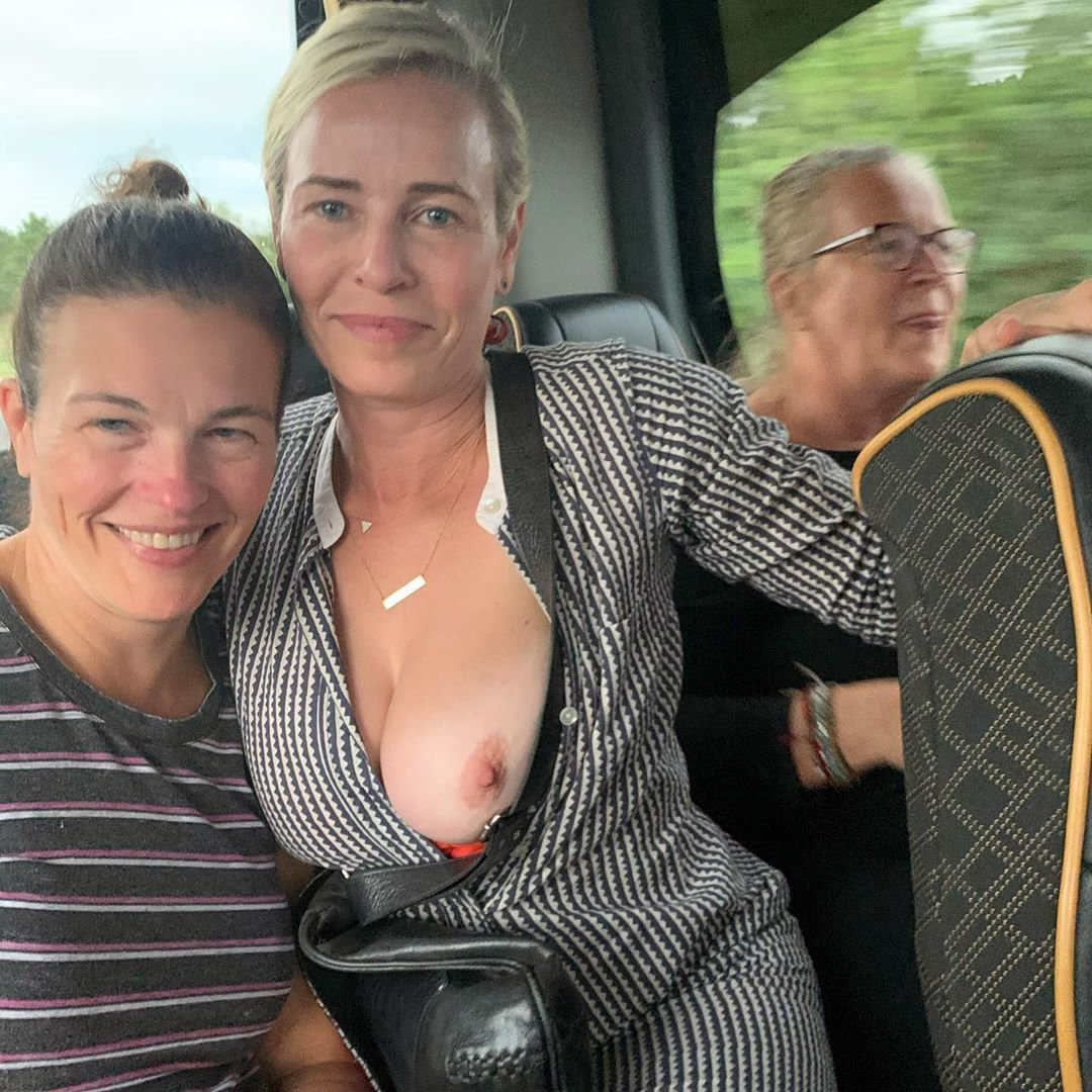 Chelsea Handler Tits | #TheFappening