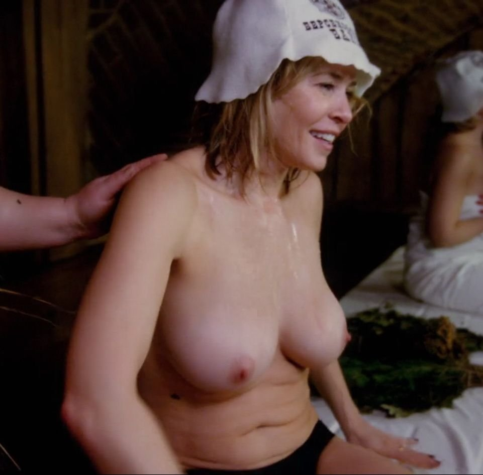 Chelsea Handler Topless (25 Photos + Video) | #TheFappening