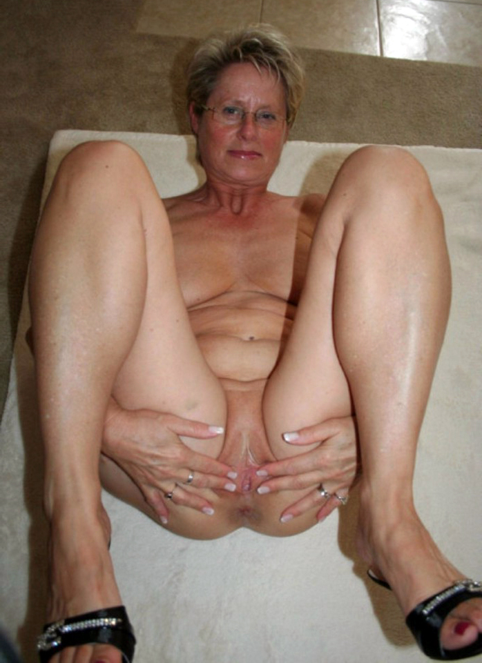 Best pics of nude old wife open legs - Naked Mature Photos.com