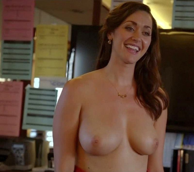 Sarah Power Nude Debut In CALIFORNICATION - Taxi Driver Movie
